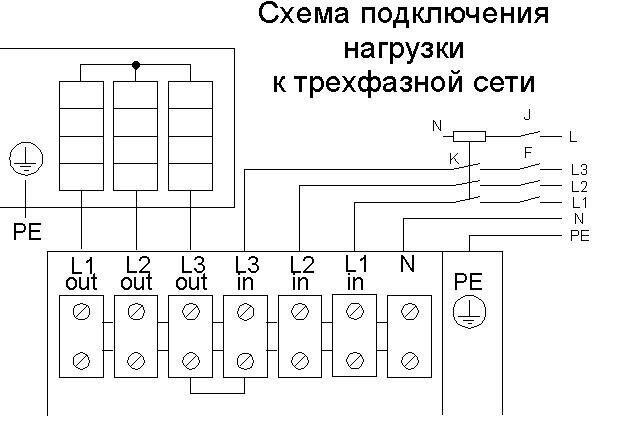Схема РТК15